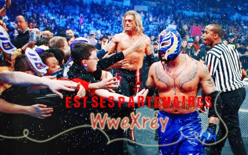 WweRey_/_Rey Mysterio et Ses Partenaires_/_The Best