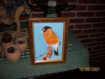 een schilderij van mijn broer  -  un tableau de mon frère