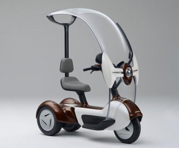 Honda E-Canapy