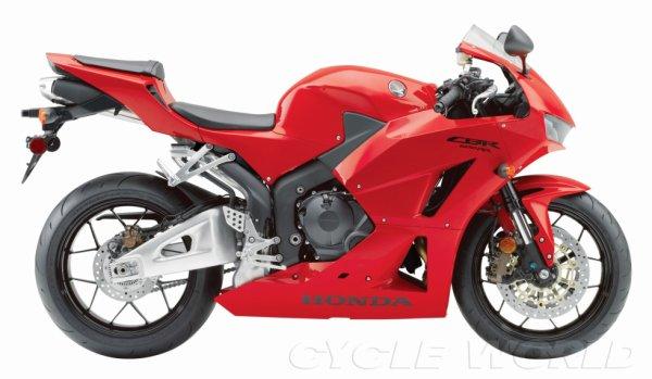 Honda CBR600RRA