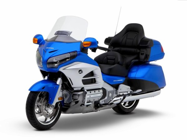 Honda GL 1800AD GoldWing Airbag