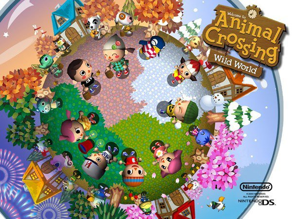 Le monde d'Animal Crossing