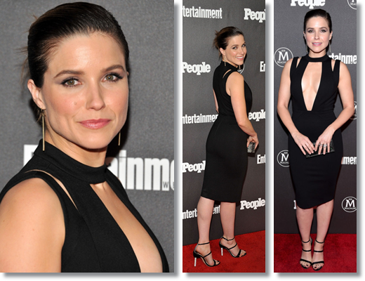 Entertainment Weekly & People Upfronts Party