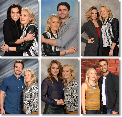 Ma rencontre avec le cast de One Tree Hill