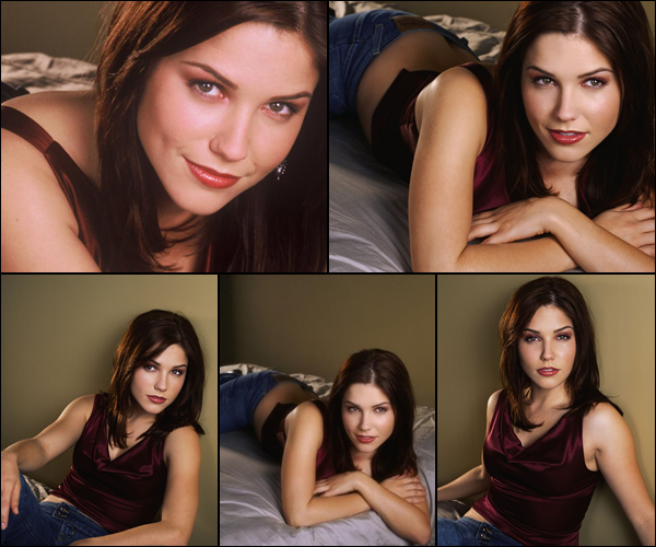 Brooke Davis photoshoot saison 1