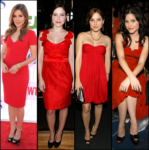 Red, red, red ...