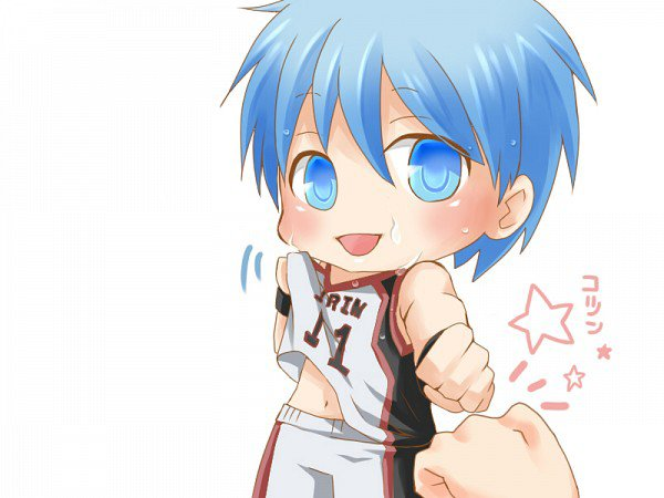 Kuroko no Basket ! Quelques images sympas !