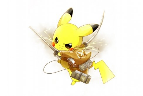 Images Kawaii de Shingeki no kyojin !!