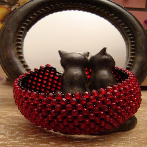 Capricho rouge et noir