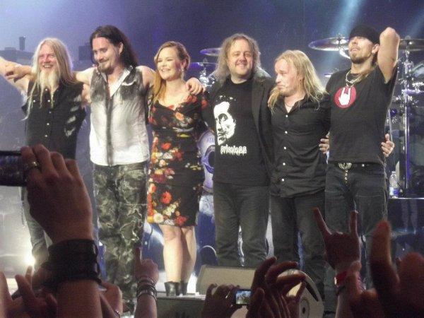 Un concert Inoubliable (Foire au vin) 2012 Hard-rock session