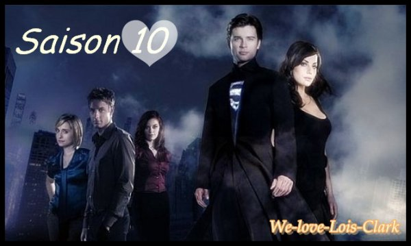 Smallville saison 10-Episodes