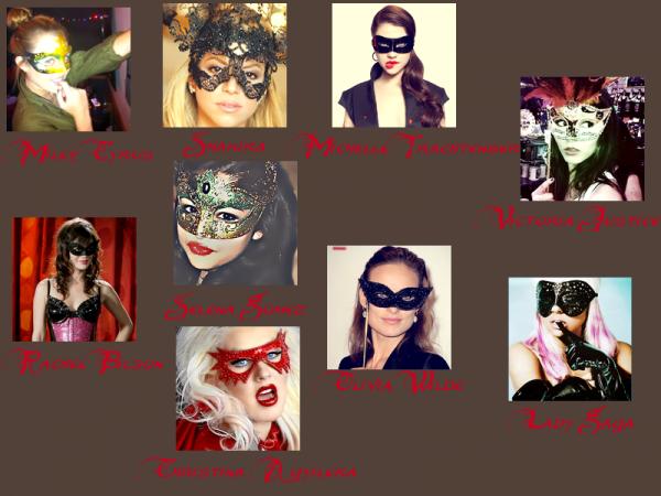 La mode des masques !
