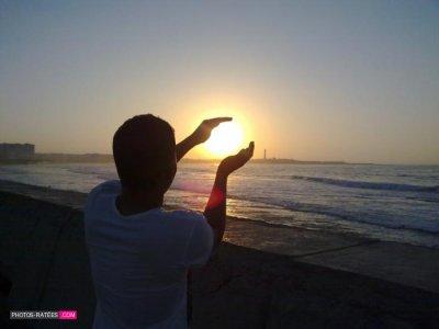 le soleil entre les mains