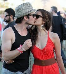 le couple Ian Somerhalder et Nina Dobrev