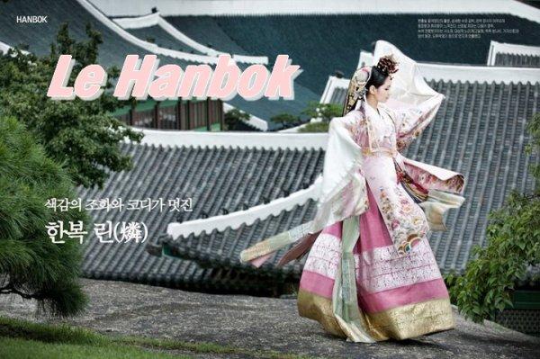 ♛ KawaiiKorean Le Hanbok