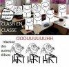 Clash en classe..