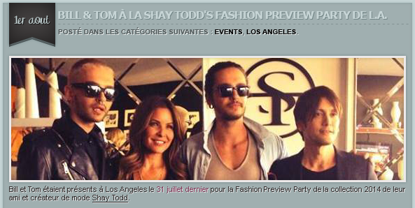 ARTICLE 120 » EVENTS, LOS ANGELES.