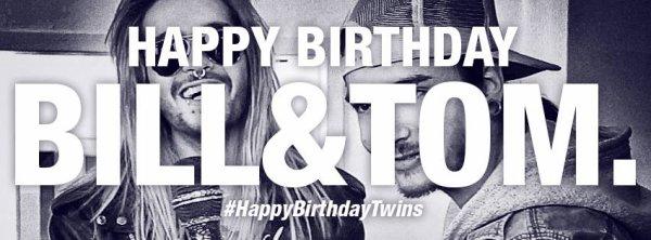 ARTICLE 124 » HAPPY BIRTHDAY BILL & TOM.