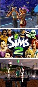 ♕ Les Sims 2