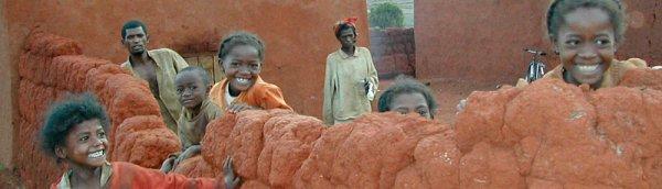 l'association Zazakely Sambatra pour les enfants de Madagascar