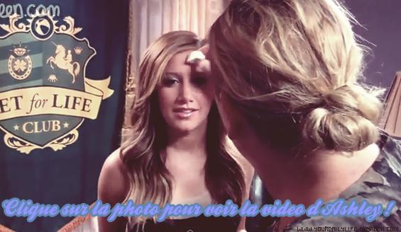 Découvre ce qu'est une journée dans la vie de la belle Ashley.Elle est si magnifique,la perfection est sous tes yeux ♥ !*