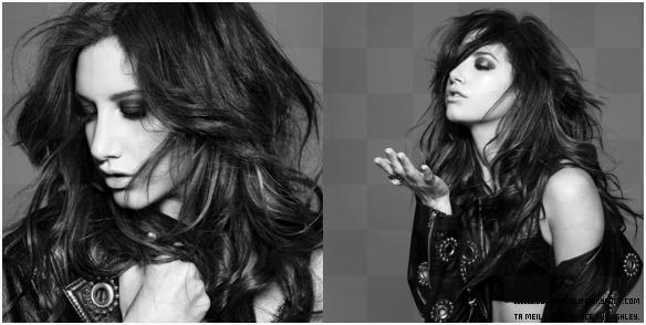 Un nouveau photoshoot d'Ashley par Elias Tahan pour Z!nk Magazine vient d'apparaître. Alors là franchement Ashley est totalement sublime,je suis en voix et j'hallucine qu'une femme peut être si belle.J'adore les photos qui donne un côté rock d'Ashley,c'est tout à fait son style à elle et j'adore.Hâte de voir les autres photos.