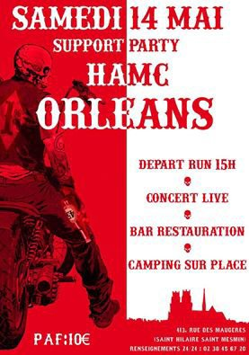 SUPPORT HAMC ORLEANS
