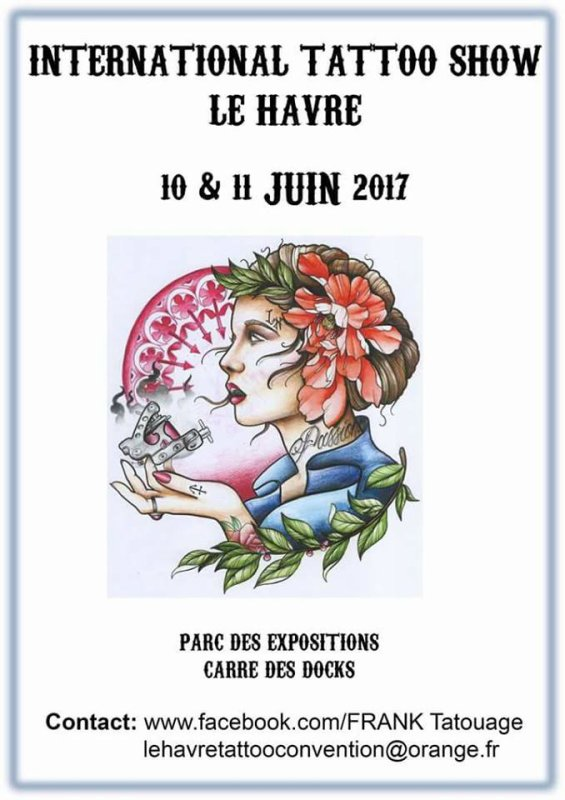 le havre tattoo convention
