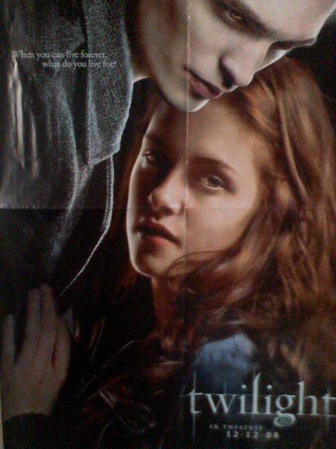 Twilight Chapitre:1