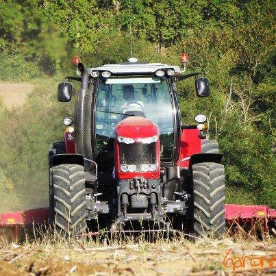futur tracteur que l'ont reçoie en avril