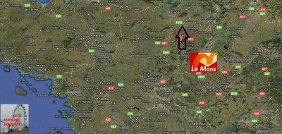 Le Mans (72 ) Fête foraine Du 23 Octobre au 14 Novembre 2010