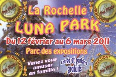 La Rochelle(17) Luna Park Du 12 février au 6 mars  2011