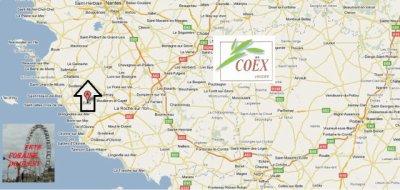Coex (85) fete foraine 55e mi careme le 2 et 3 avril 2011
