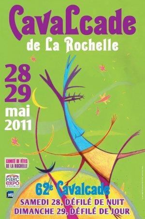 La Rochelle (17) Cavalcade le 28 et 29 mai 2011