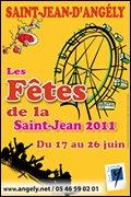 St jean angely Feux de la st jean (17) du 17 au 26 juin 2011