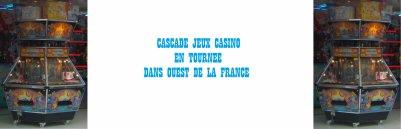 Jeux Cascade Casino dans Ouest New