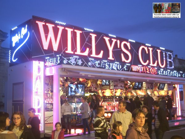 Willy's club