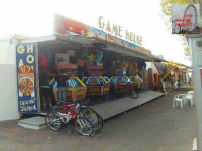 Las vegas Game house