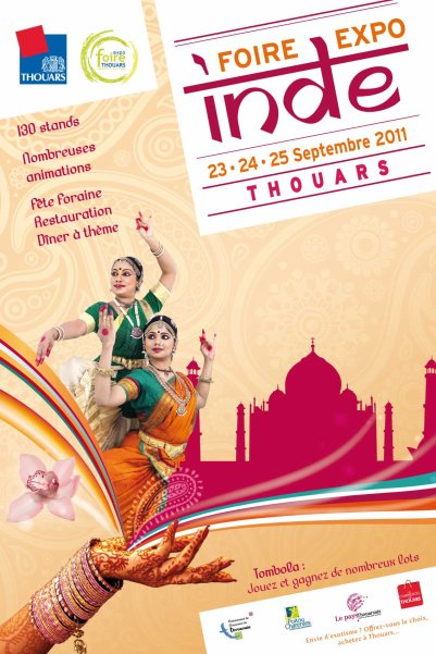 Thouars (79) Foire Expo Du 23 au 25 septembre 2011