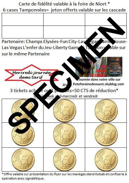 NIORT (79) FOIREXPO Du 28 avril au 6 mai 2012