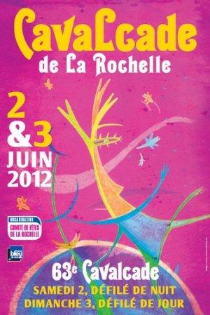 La Rochelle (17) Cavalcade le 2 et 3 juin 2012