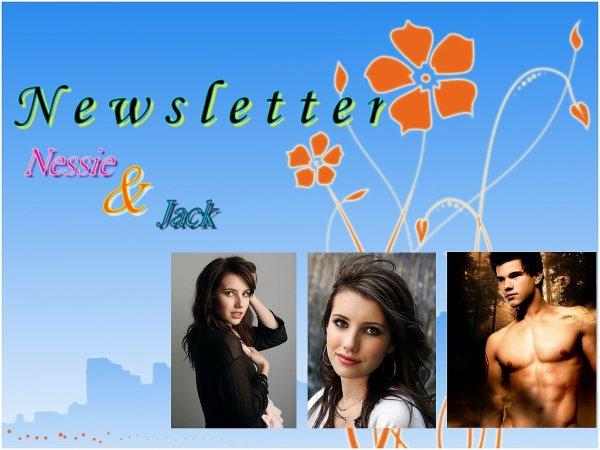 Ma newsletter