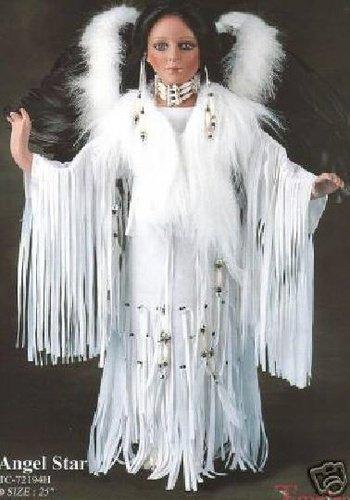 Poupée  amérindienne