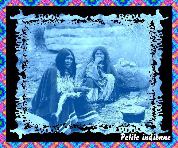 Indien , Apache