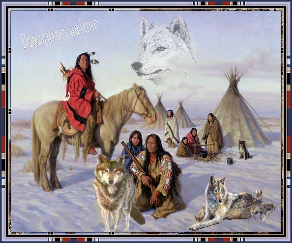 SIOUX LES 3 DIALECTES Voici quelques mots en dialecte sioux Dakota sioux.