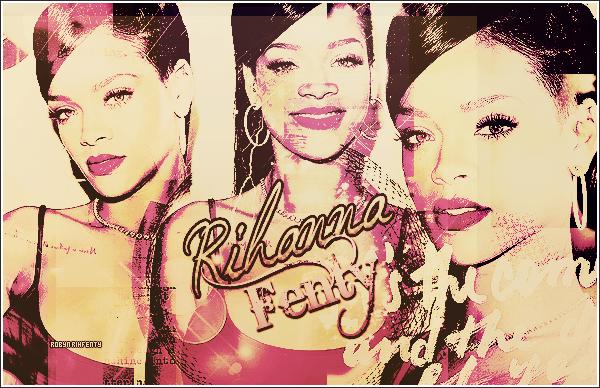 • Suis jours et apres jours l'actu de la magnifique babardienne Rihanna ♣
