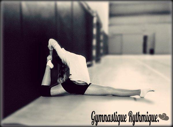 Gymnastique rythmique❤️