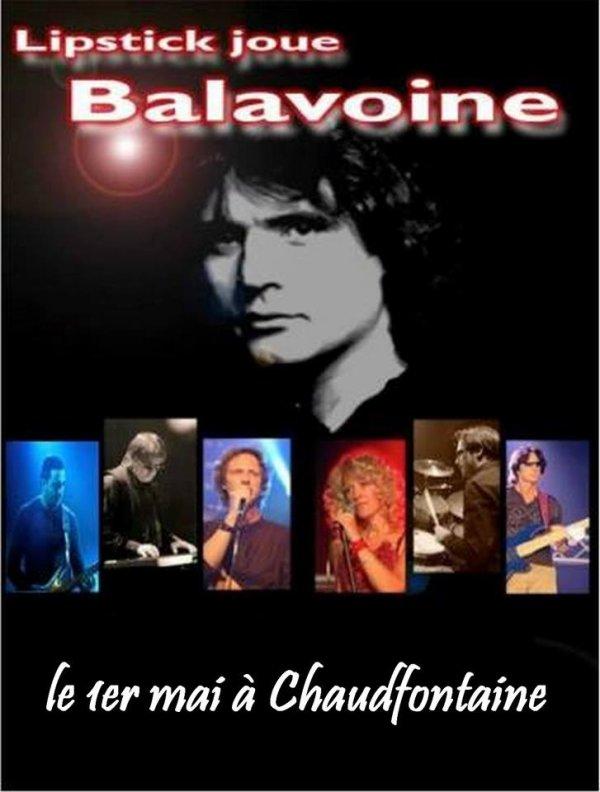 Lipstick à Chaudfontaine ce 1er mai sur le podium du Beau Vélo de Ravel