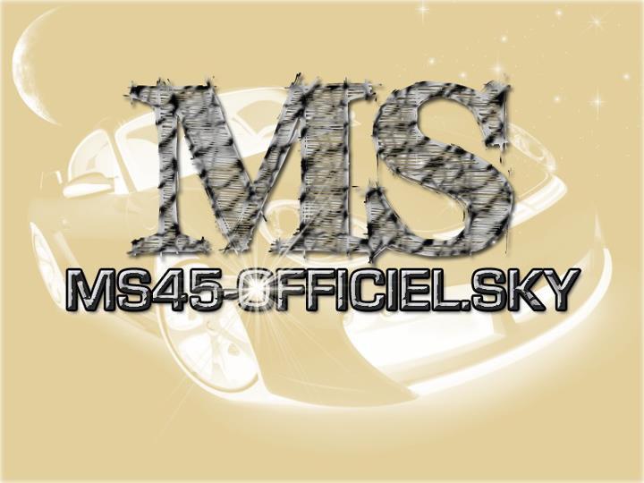 ☆ ♪♪  MS45  ♪♪ ☆