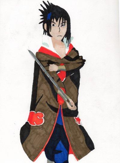 sasuke uchiwa akatsuki